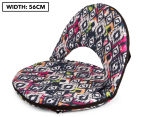 Cooper & Co. Ikat Foldable Beach Chair - Multi 1