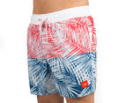 Speedo Griffith Watershort - Red/Blue/White 2