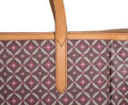 Fossil Sydney Shopper - Purple/Multi  4