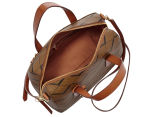 Fossil Sydney Satchel - Brown 6