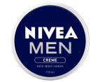 2 x Nivea Men Crème for Face, Body & Hands 150mL 2