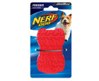 NERF Dog Large Tyre Feeder - Red 1