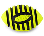 NERF Dog Medium Squeaker Football Toy - Green 2