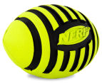 NERF Dog Medium Squeaker Football Toy - Green 3
