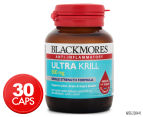 Blackmores Anti-Inflammatory Ultra Krill 500mg 30 Caps 1