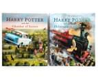 Harry Potter Illustrated Box Set 1