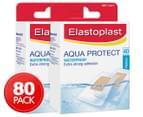 2 x Elastoplast Aqua Protect Plasters 40pk 1