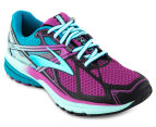 Brooks Women's Ravenna 7 Shoe - Deep Orchid/Caneel Bay/Aruba Blue 2