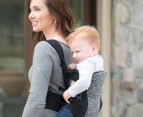 Tomy 3-In-1 Baby Carrier - Black/Grey 1