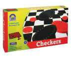 Crown Checkers Board Game 1