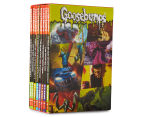 Goosebumps Collection 8-Book Slipcase 1
