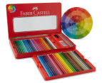 Faber-Castell 48 Classic Colour Pencil Sketch Set 1