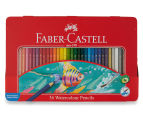 Faber-Castell 36 Watercolour Pencils Gift Tin 5