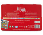 Faber-Castell 36 Classic Colour Pencils Gift Tin 6