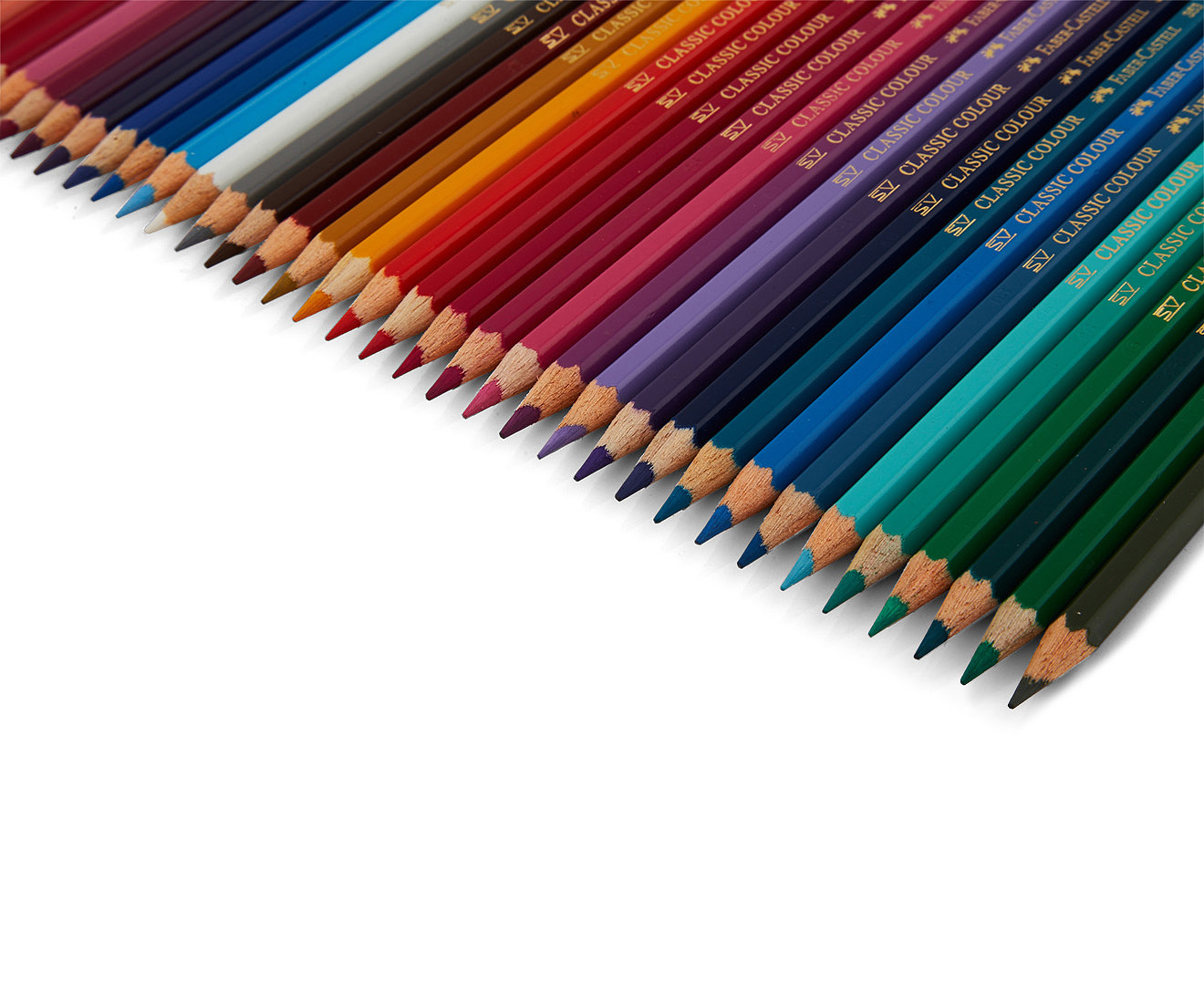 fabercastell 48 classic colour pencils  magical cities