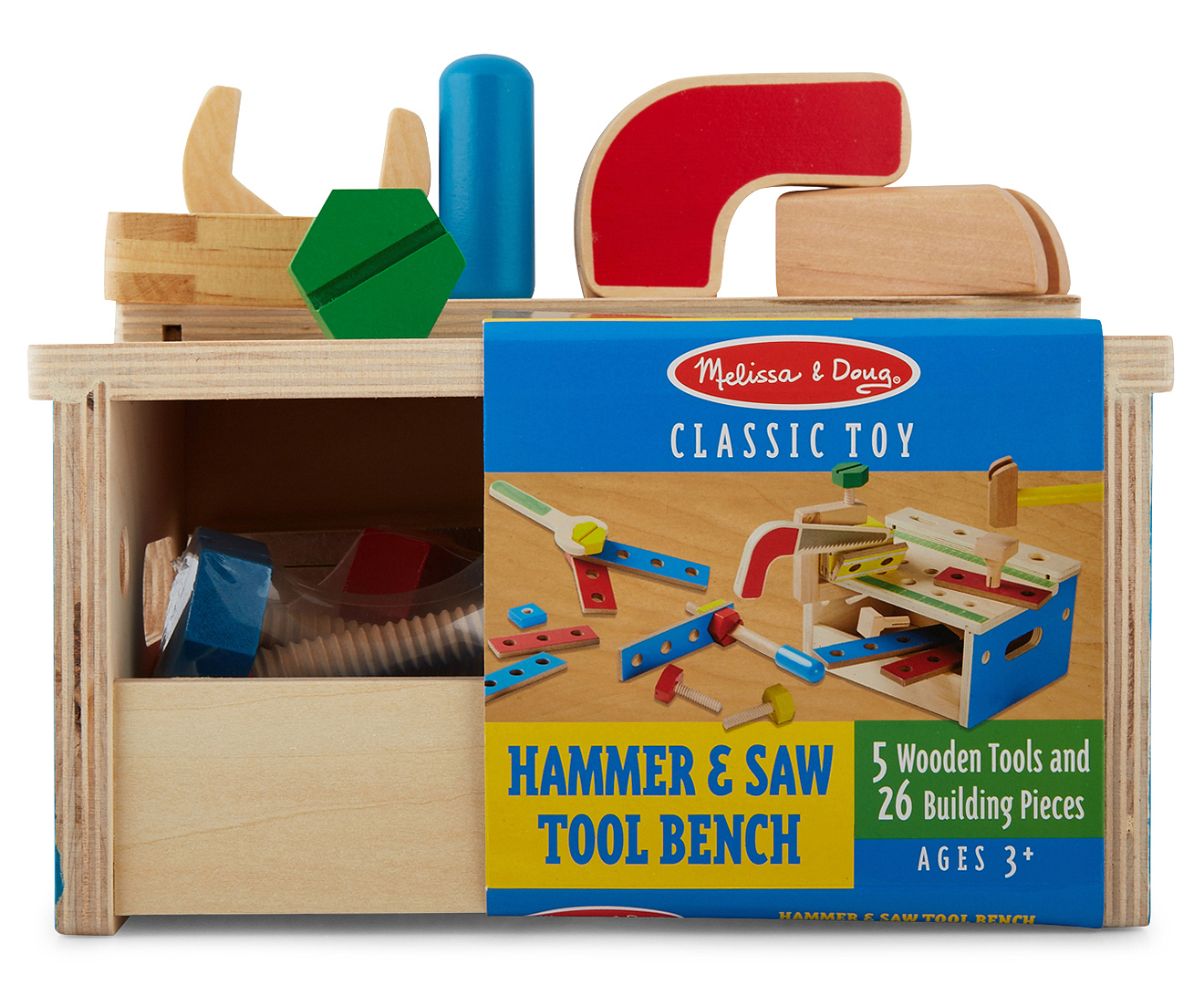 Fine Melissa Doug Mini Hammer Saw Tool Bench Playset Squirreltailoven Fun Painted Chair Ideas Images Squirreltailovenorg
