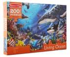 Melissa & Doug Living Ocean Jigsaw Puzzle 2