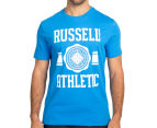 Russell Athletic Men's Campus Reflect Tee - Dodger 1