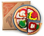 Melissa & Doug Felt Food 40 Piece Pizza Set 4