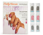 Sally Hansen Salon Effects Nail Polish Strips - Girly Glam Collection 1