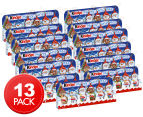 13 x Kinder Christmas Figurines 90g 1