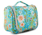 Tonic Field Turquoise Essential Hanging Cosmetic Bag - Multi  1