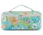Tonic Field Turquoise Large Make-Up Bag - Multi  1