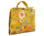 Tonic Field Citrine Hanging Cosmetic Bag - Multi  2