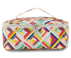 Tonic Terrace Pink Large Make-Up Bag - Multi 2