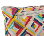 Tonic Terrace Pink Large Cosmetic Bag - Multi  4