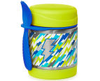 Skip Hop Forget Me Not Insulated Food Jar - Green Lightning  1