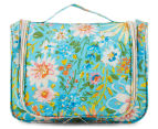 Tonic Field Turquoise Essential Hanging Cosmetic Bag - Multi  3