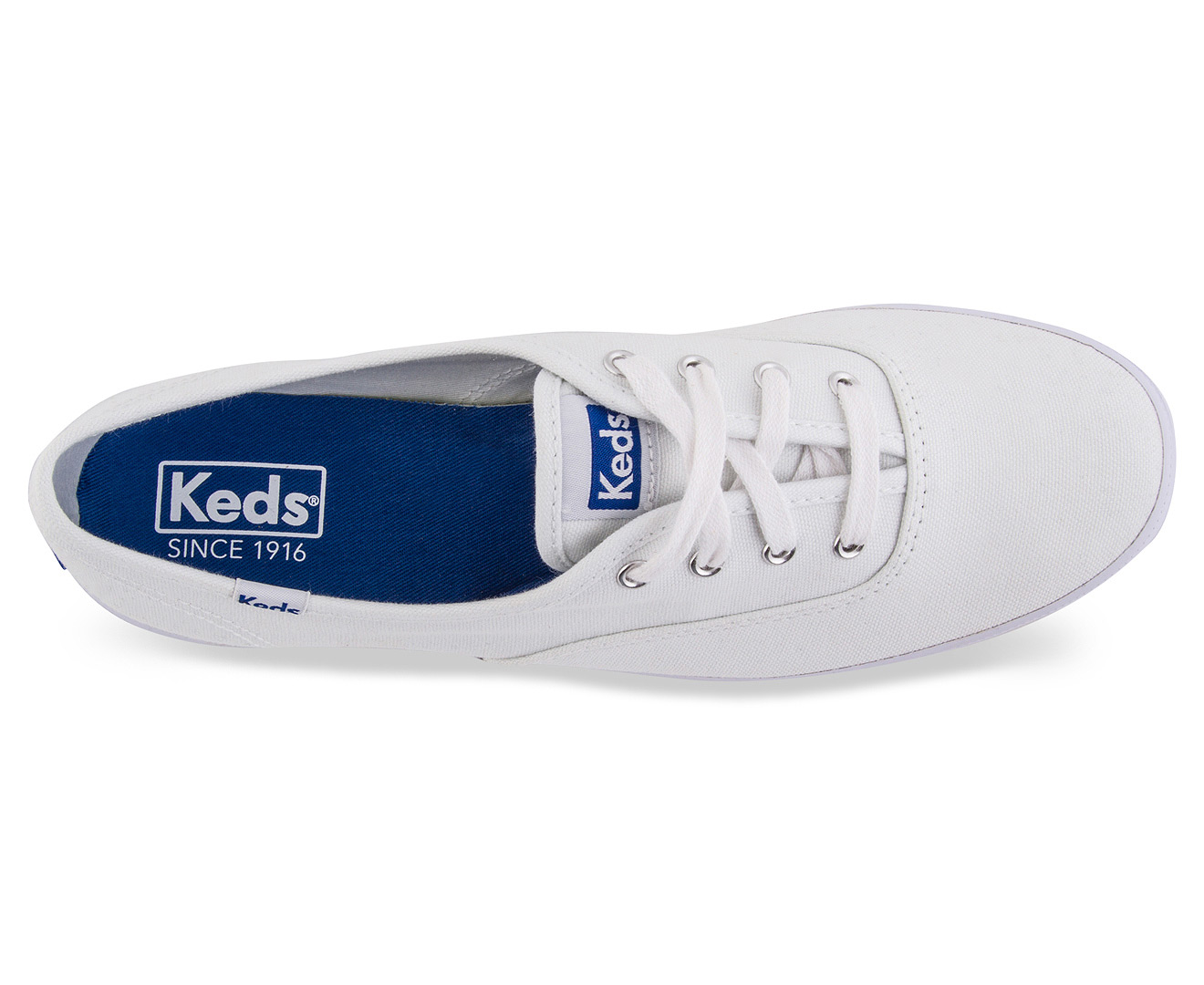 Keds Women's Champion Canvas Originals Shoe - White | Great daily deals at  Australia's favourite superstore | Catch.com.au