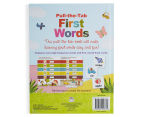 Pull-The-Tab First Words Book  2
