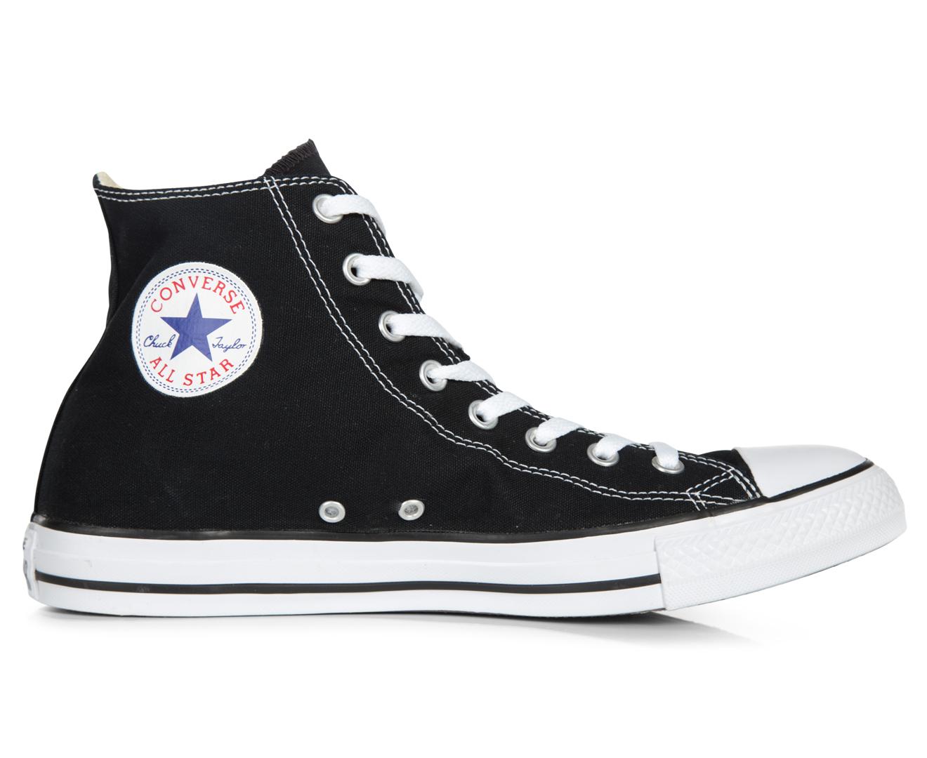 48a057d2040 Converse Chuck Taylor Unisex All Star High Top Shoe - Black
