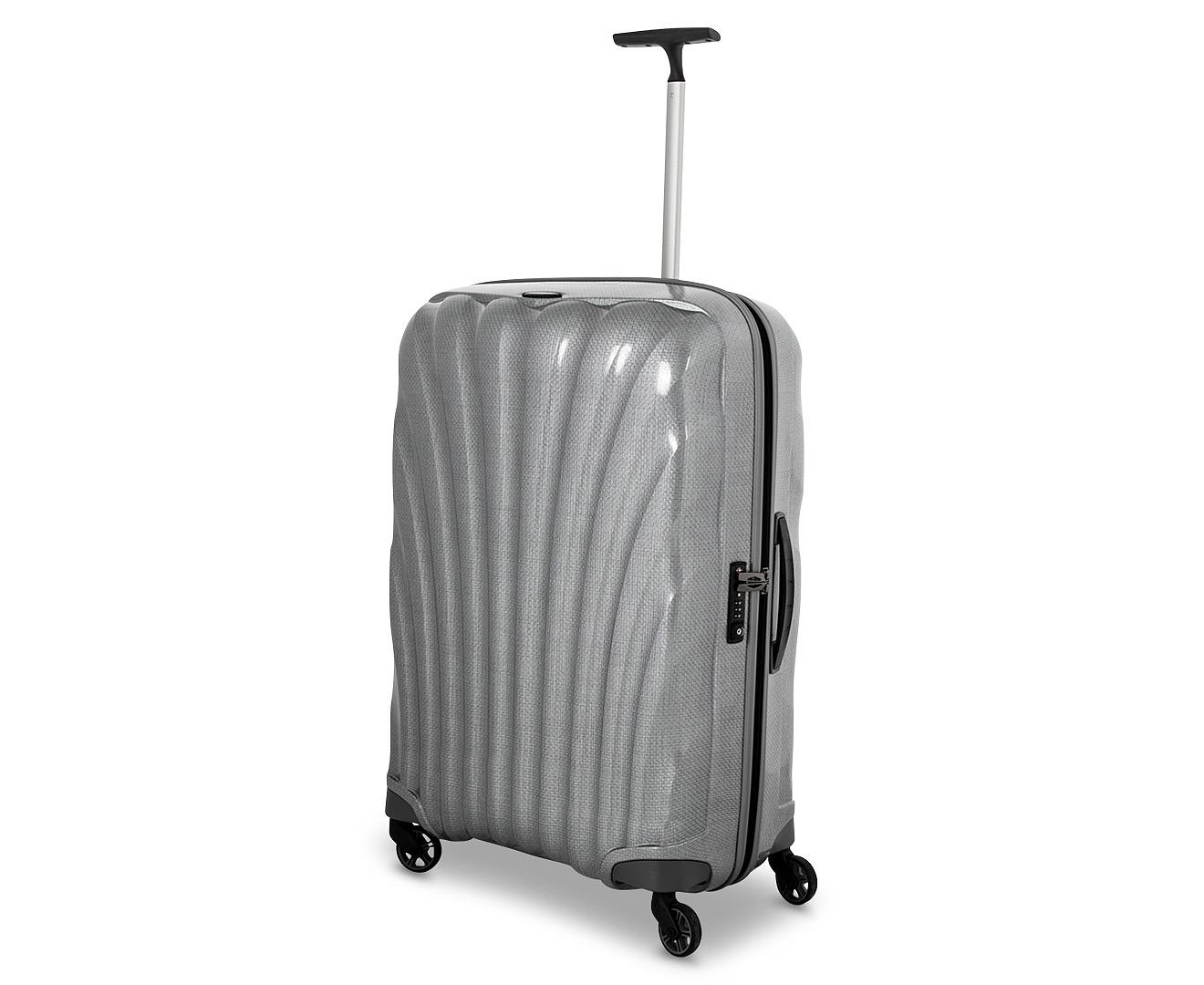 86774a0b438 Samsonite Cosmolite 3.0 Spinner 75cm FL2 Hardcase - Silver | Catch.com.au