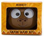Mr. Fothergill's African Animals Grass Hair Kit - Monkey 3