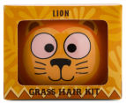 Mr. Fothergill's African Animals Grass Hair Kit - Lion 3