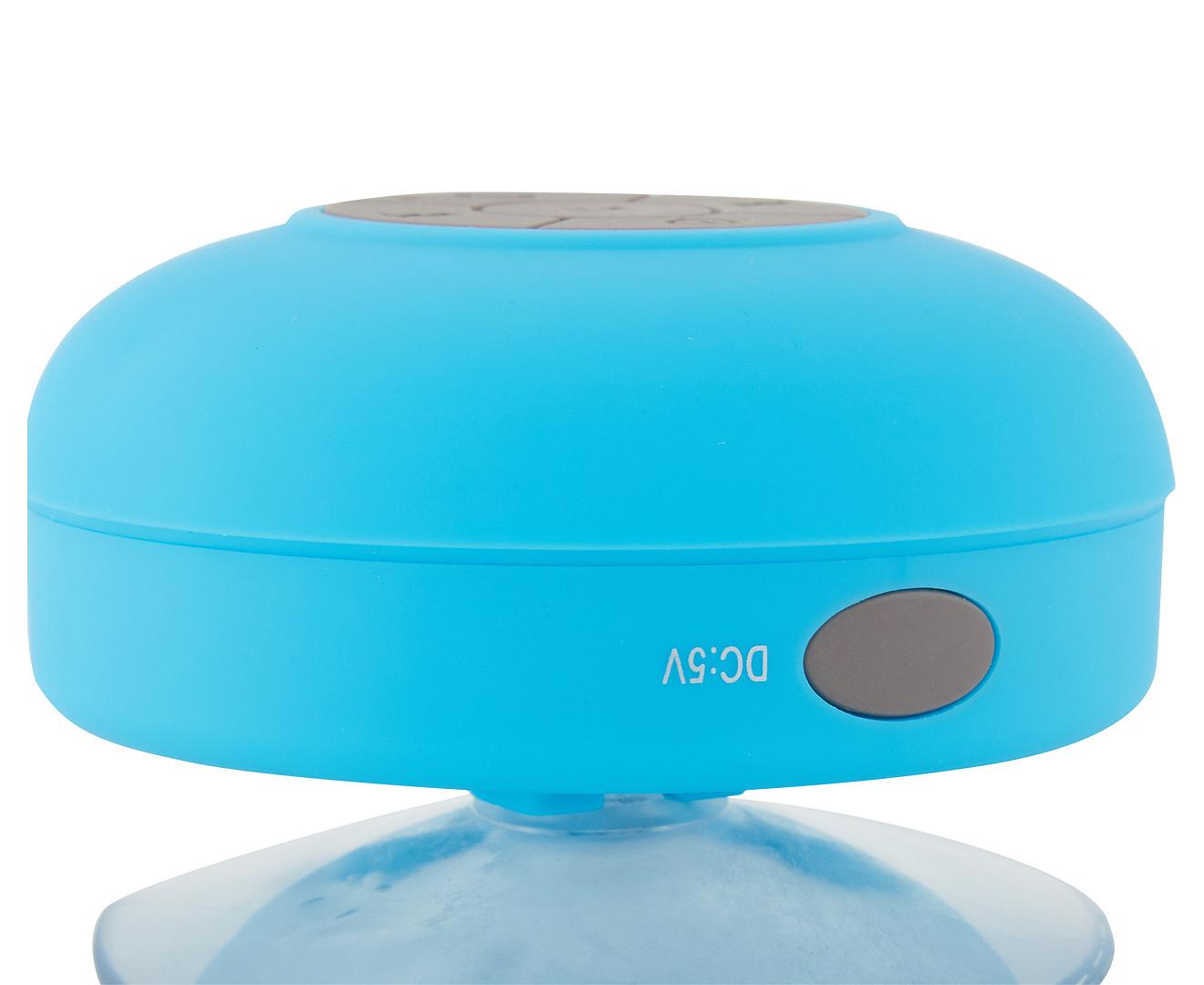 Carter Bluetooth Bathroom Speaker W Mic Blue 9345916024841 Ebay