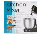 Healthy Choice 1000W Kitchen Mixer - Black 6