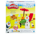 Play-Doh Frozen Summertime Olaf Toy 1