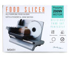 Healthy Choice Food Slicer 200W 6