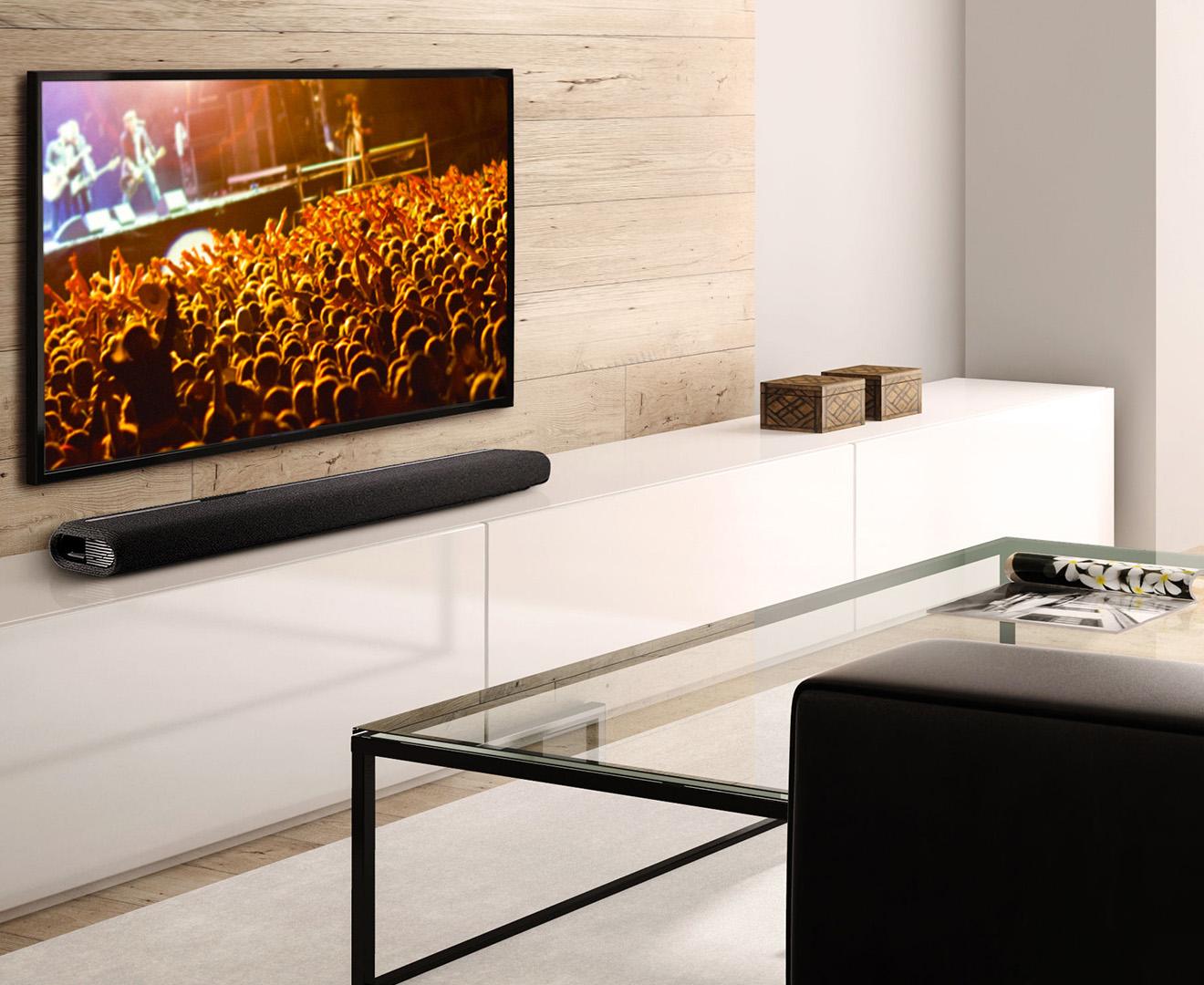 Yamaha ATS-1060 HDMI & Bluetooth Soundbar