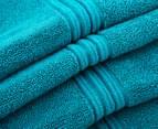 Onkaparinga Ethan 100% Cotton Bath Towel 4-Pack - Jade 2