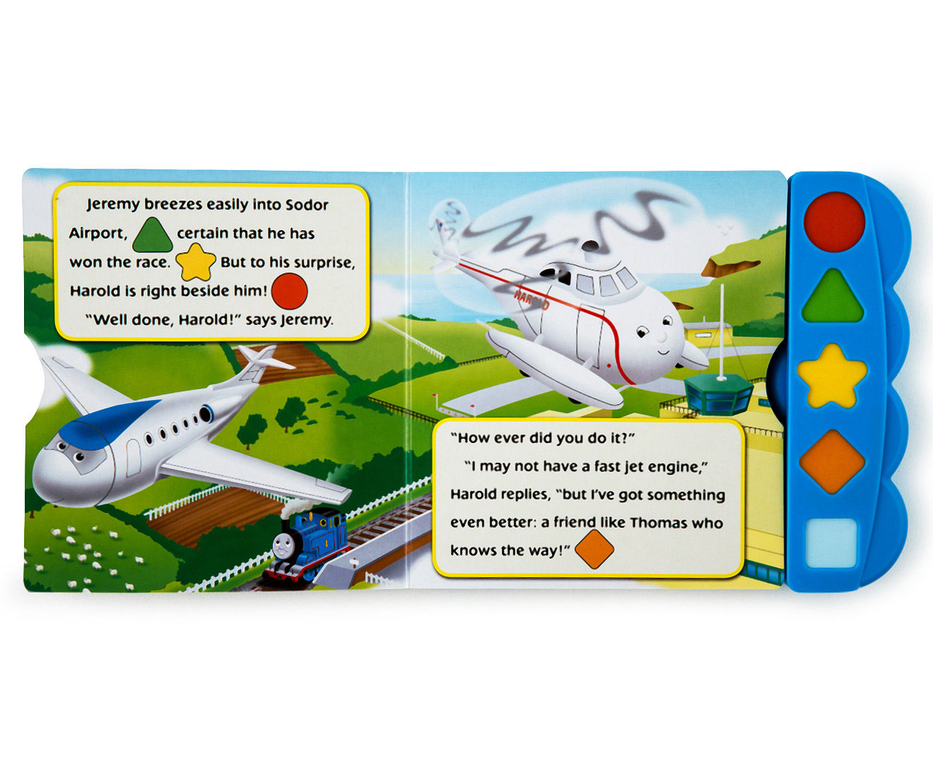 Thomas Amp Friends 3 Book Play A Sound Set Scoopon Shopping