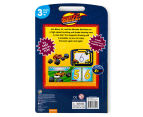 Blaze & The Monster Machines: Count On Speed Learning Book w/ Magnetic Drawing Pad 2