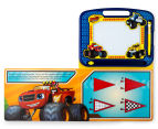 Blaze & The Monster Machines: Count On Speed Learning Book w/ Magnetic Drawing Pad 4