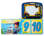 Blaze & The Monster Machines: Count On Speed Learning Book w/ Magnetic Drawing Pad 5