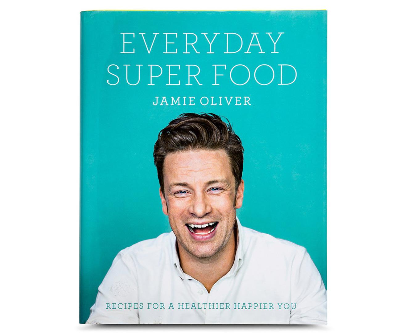 jamie oliver everyday super food cookbook. Black Bedroom Furniture Sets. Home Design Ideas