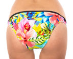 Billabong Women's Ibiza Tropic Bikini Bottom - Multi 4
